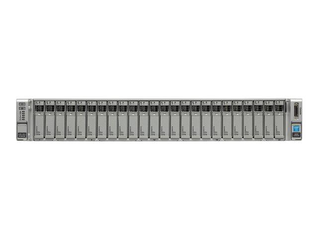 Cisco UCS SmartPlay Select C240 M4SX High Core 1 – montabile in rack – Xeon E5-2660V4 2 GHz – 64 GB – 0 GB [ TT712687 ]