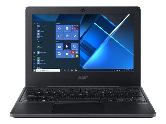 Acer TravelMate B3 TMB311-31-C7E8 – Celeron N4120 / 1.1 GHz – Win 10 Pro 64-bit National Academic – 4 GB RAM – 64 GB eMMC – 11.6″ 1366 x 768 (HD) – UHD Graphics 600 – Wi-Fi, Bluetooth – nero scisto – tast: italiana [ TT806746 ]