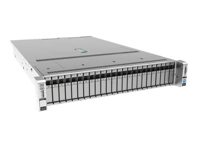 Cisco UCS SmartPlay Select C240 M4SX Advanced 2 (Not sold Standalone ) – montabile in rack – Xeon E5-2650V4 2.2 GHz – 256 GB – 0 GB [ TT712688 ]