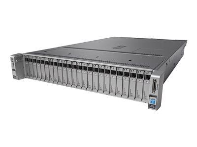 Cisco UCS SmartPlay Select C240 M4SX Standard 1 – montabile in rack – Xeon E5-2620V4 2.1 GHz – 16 GB – 0 GB [ TT712678 ]