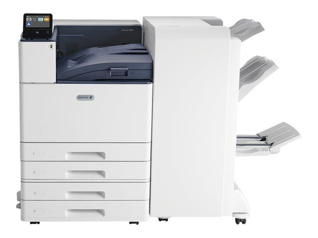 Xerox VersaLink C9000V/DT – Stampante – colore – Duplex – laser – A3 – 1200 x 2400 dpi – fino a 55 ppm (mono) / fino a 55 ppm (colore) – capacità 1140 fogli – Gigabit LAN, host USB, NFC, USB 3.0 [ TT786444 ]