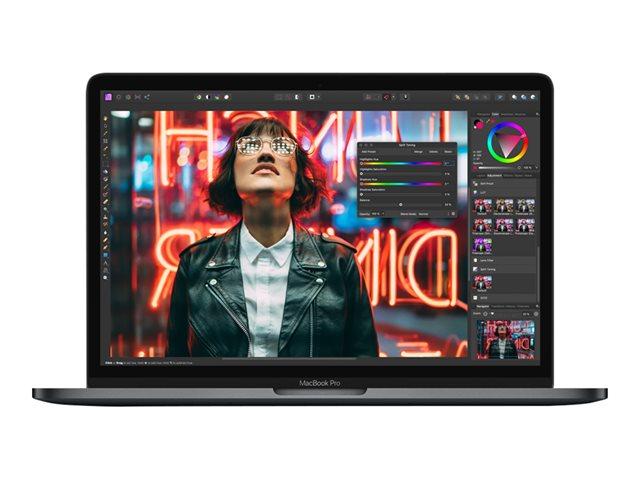 Apple MacBook Pro – M1 – macOS Big Sur 11.0 – 16 GB RAM – 512 GB SSD – 13.3″ IPS 2560 x 1600 (WQXGA) – M1 8-core GPU – Bluetooth, Wi-Fi 6 – argento – tast: svizzera – CTO [ TT808161 ]