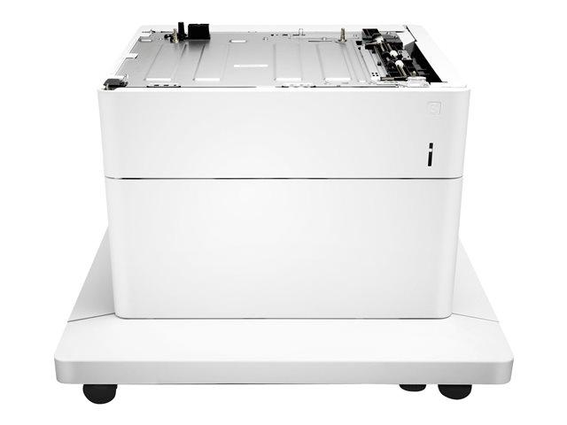 HP Paper Feeder and Stand – base stampante con alimentatore supporti – 550 fogli [ TT548135 ]