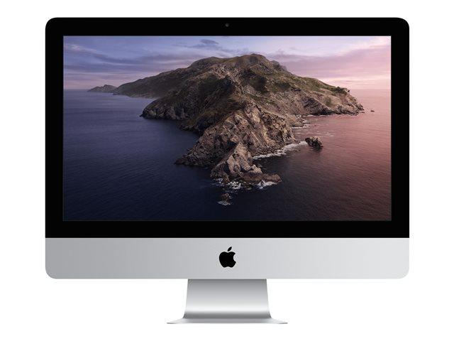 Apple iMac with Retina 4K display – All-in-one – Core i5 3 GHz – RAM 16 GB – SSD 512 GB – Radeon Pro 560X – GigE – WLAN: 802.11a/b/g/n/ac, Bluetooth 4.2 – macOS Catalina 10.15 -monitor: LED 21.5″ 4096 x 2304 (4K) – CTO [ TT805446 ]
