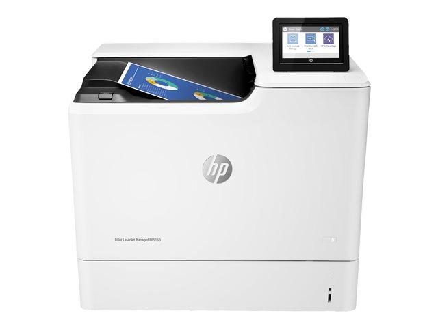 HP Color LaserJet Managed E65160dn – Stampante – colore – Duplex – laser – A4/Legal – 1200 x 1200 dpi – fino a 56 ppm (mono) / fino a 56 ppm (colore) – capacità 650 fogli – USB 2.0, Gigabit LAN, host USB 2.0 [ TT806930 ]