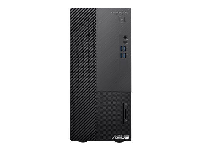 ASUS ExpertCenter D5 Mini Tower D500MA 510400048R – MT – Core i5 10400 / 2.9 GHz – RAM 8 GB – SSD 256 GB – NVMe – masterizzatore DVD – UHD Graphics 630 – GigE – Win 10 Pro -monitor: nessuno [ TT808983 ]