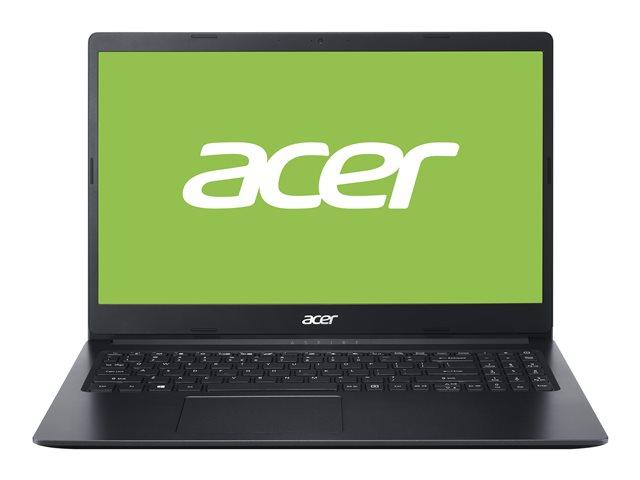 Acer Aspire 3 A315-22-46YA – A4 9120e / 1.5 GHz – ESHELL – 4 GB RAM – 256 GB SSD – 15.6″ 1920 x 1080 (Full HD) – Radeon R3 – Wi-Fi, Bluetooth – nero di spagna – tast: italiana [ TT803482 ]