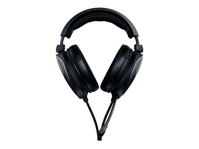 ASUS ROG Theta Electret – Cuffie con microfono – dimensione completa – cablato – jack 3,5 mm [ TT809128 ]