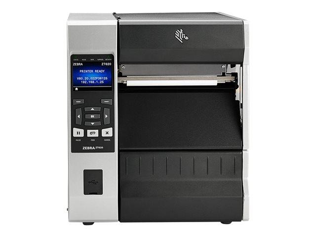 Zebra ZT620 – stampante per etichette – in bianco e nero – termico diretto / trasferimento termico [ TT717619 ]
