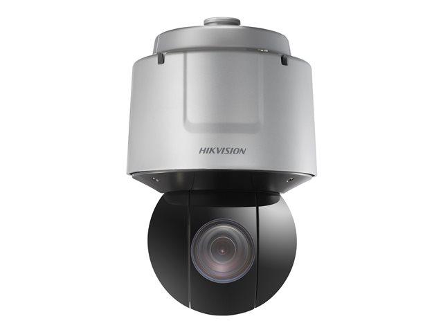 Hikvision DF-line Network Smart PTZ DS-2DF6A236X-AEL – Telecamera di sorveglianza connessa in rete – PTZ – per esterno – resistente a atti vandalici / impermeabile – colore (Giorno e notte) – 2 MP – 1920 x 1080 – motorizzato – audio – composito – LAN 10/100 – MJPEG, H.264, H.265, H.265+, H.264+ – 24 V CA / PoE elevato [ TT721436 ]