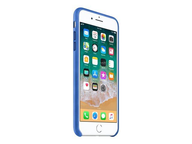 Apple – Copertina per cellulare – pelle – blu elettrico – per iPhone 7 Plus, 8 Plus [ TT787367 ]