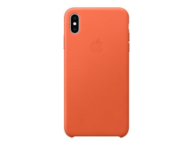 Apple Smart – Copertina per cellulare – pelle – tramonto – per iPhone XS Max [ TT812244 ]