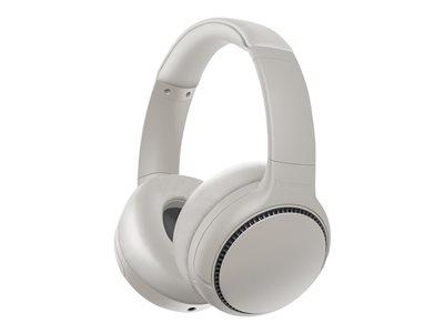 Panasonic RB-M500BE – Cuffie con microfono – dimensione completa – Bluetooth – senza fili – jack 3,5 mm – sand beige [ TT813563 ]