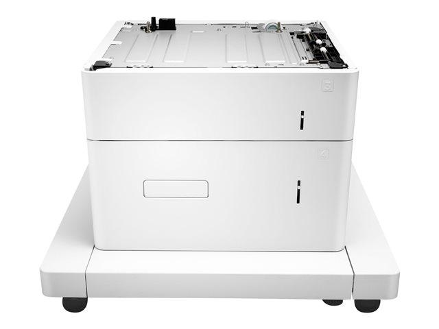 HP Paper Feeder and Stand – base stampante con alimentatore supporti – 2550 fogli [ TT717215 ]