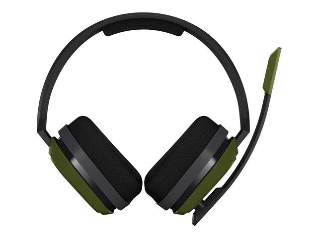 ASTRO A10 – Cuffie con microfono – dimensione completa – cablato – jack 3,5 mm – Call of Duty [ TT813630 ]