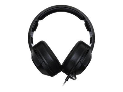 Acer Predator Galea 350 Gaming Headset – Cuffie con microfono – canale 7.1 – dimensione completa – cablato – USB, jack 3,5 mm – nero – per Predator Helios 300; Predator Orion 3000; Predator Triton 300; 500 [ TT813583 ]