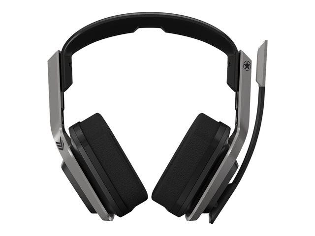 ASTRO A20 – For Xbox One – cuffie con microfono – dimensione completa – senza fili – argento, Call of Duty – per Xbox One, Xbox One S, Xbox One X [ TT813658 ]