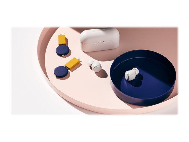 Panasonic RZ-S300WE – True wireless earphones con microfono – in-ear – Bluetooth – bianco [ TT813502 ]