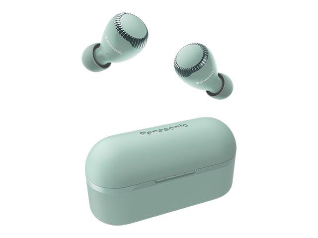 Panasonic RZ-S300WE – True wireless earphones con microfono – in-ear – Bluetooth – verde [ TT813641 ]