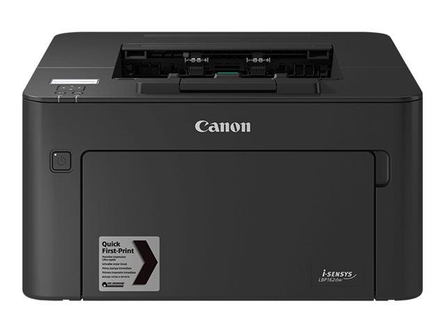 Canon i-SENSYS LBP162dw – Stampante – in bianco e nero – Duplex – laser – A4/Legal – 1200 x 1200 dpi – fino a 28 ppm – capacità 250 fogli – USB 2.0, LAN, Wi-Fi(n) [ TT721903 ]
