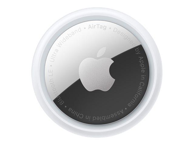 Apple AirTag – Tag Bluetooth anti-perdita per telefono cellulare, tablet – per 10.2-inch iPad; 10.5-inch iPad Air; 10.9-inch iPad Air; iPad mini 5; iPhone 11, 12, SE, XR [ TT820962 ]